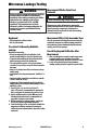 Maytag UMV1152BAB/W/Q/S Service - Page 5