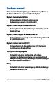 Asus X751L E-manual - Page 6