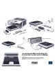HP Pavilion ZE5497 Quick setup manual - Page 2